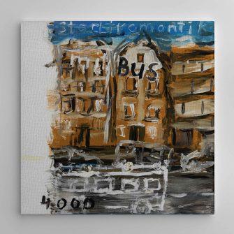 4000 - Stadtromantik - Stadtromantik mit Bus
