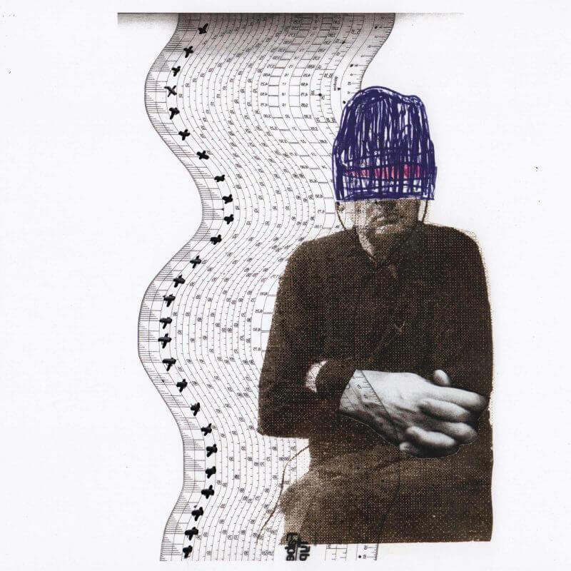Fynn Steiner - Faces and Names - Gedichtband/Katalog - Serielles Original