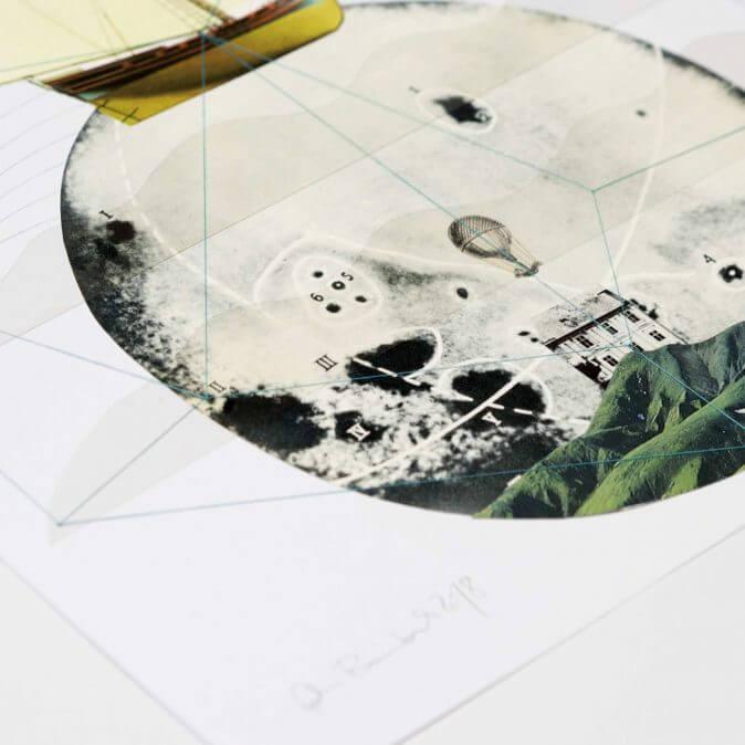 Fehmi Baumbach - Collages - Drive Inn