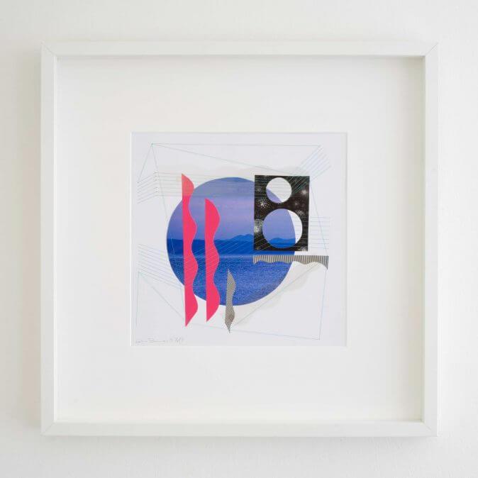 Fehmi Baumbach - Collages - Earth II