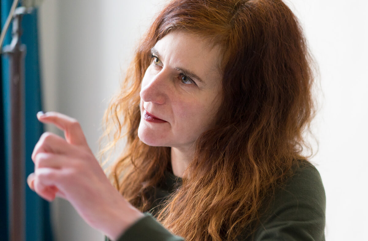 Fehmi Baumbach - Künstlerin