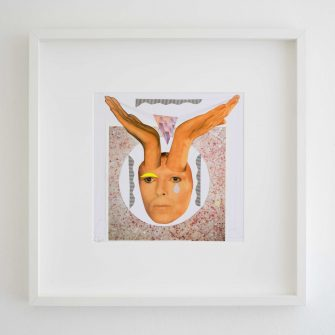 Fehmi Baumbach - Collages - Foreheadfly