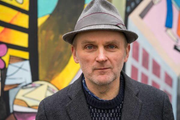 Jim Avignon - Künstler