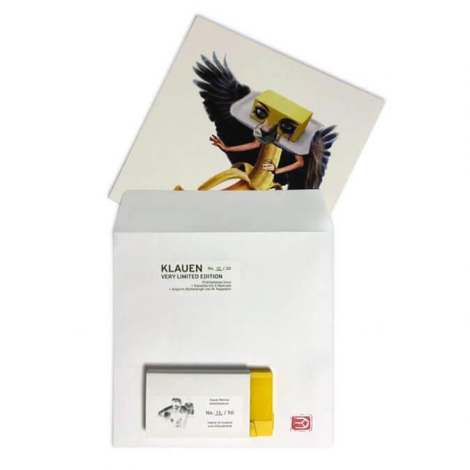 Klauen - Debut-Album - Vinyl Limited Edition+