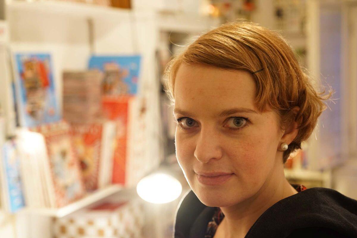 Maria Gideon - Künstlerin