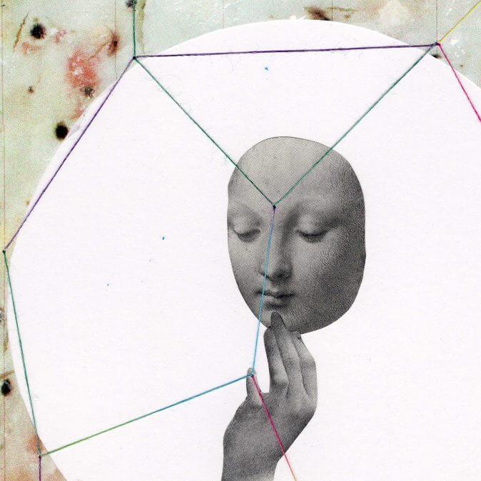 Fehmi Baumbach - Collages - Silentium