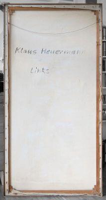 Max Müller - Frühwerk - Palimpsest