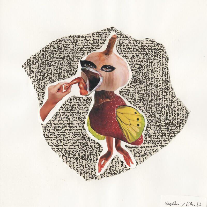 Hagedorn / Khanfir - Knoblaucherdbeervogel