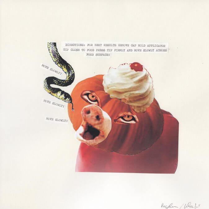 Hagedorn / Khanfir - Kuerbisschwein mit Schlange