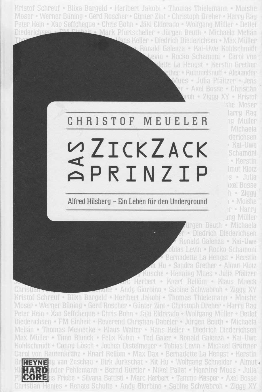 Pflichtlektüre an Hamburger Schulen: Das Zickzack Prinzip