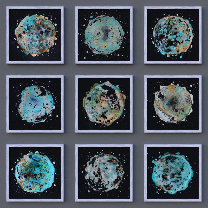 Volker Stamer - Dryingspots - Cosmic Oneness - All